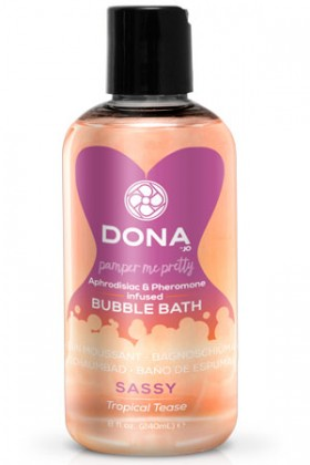 Пена для ванн Dona Bubble Bath Naughty Afoma: Tropical Tease 240 мл